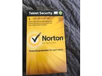 Norton tablet anti-virus
