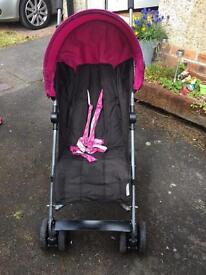 Mama & Papas buggy ideal for holiday