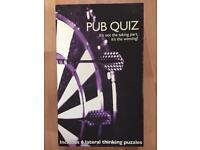 Party Night Pub Quiz Game