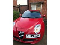 Alfa Romeo's mito £1950 O.N.O