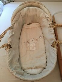 Baby B is for Bear Moses Basket