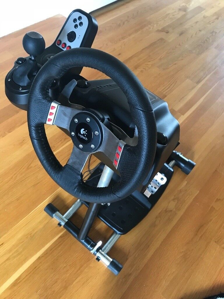 aef03e2eb72 Logitech G27 and Wheel Stand Pro | in Leeds, West Yorkshire | Gumtree