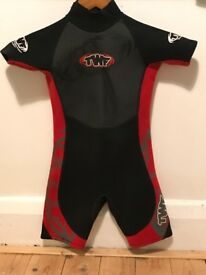TWF wet suit for kids aged 10