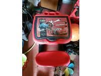 Child's Desk Lightning McQueen