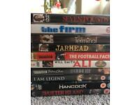 Selection of 50 films on DVD
