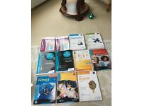 CfE HIGHER TEXTBOOKS FOR SALE