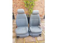 Vw caddy van seats 2006 plate