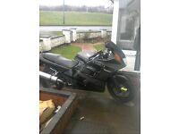HONDA CBR1000F FOR SALE or swap for big trials bike transalp etc etc etc