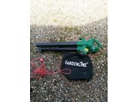 Gardenline electric cabled leaf blower