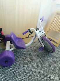childrens trike. New