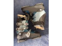 Women's Salomon Ski boots