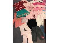 Girls Bundle Age 6-9 months
