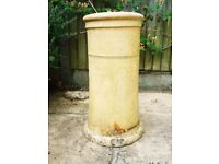*** Chimney stack - Flower Pot -Stoneware from T Smith Pottery (Victorian) ***