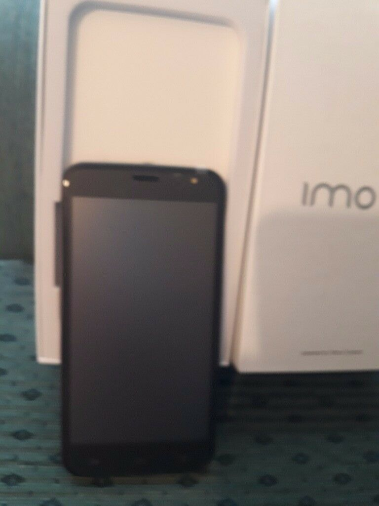Brand new 5 inchhd screen. 16gb. IMOS android smart phone