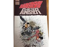 Daredevil and Punisher - Child's Play - Graphic Novel