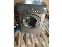 Reserved. Washing machine. Free