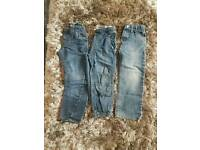Boys jeans age 4-5yrs