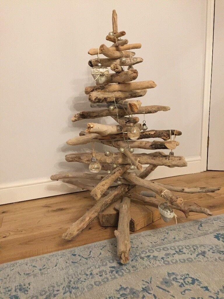 Beautiful Driftwood Xmas Tree | in Cowbridge, Vale of Glamorgan ...