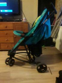 isafe visual stroller