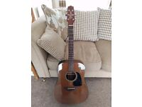 Takamine P1D professional electro acoustic guitar