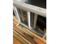 PVC good quality sash window