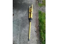 5ft Adjustable TelescopicTripod for floodlight £4