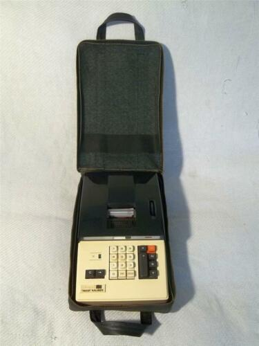 vintage sears credit balance 1011 adding machine no 888 58640 works ...