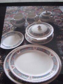 Dinner set (vintage)by Johnson Brothers Pottery