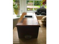 Antique cash drawer / register