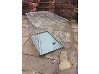 Dog crate for medium/large dog