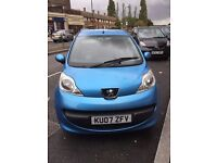 peugeot 107 only 1499£