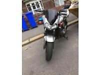 Kawasaki z750 not ninja