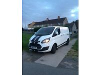 2013 125 ps ford transit custom