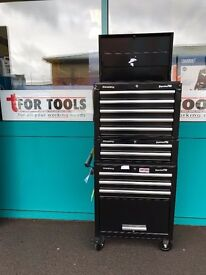 Sealey 3 Tier Tool Chest/Roller Cab 10 Drawer - Slight Cosmetic Damage