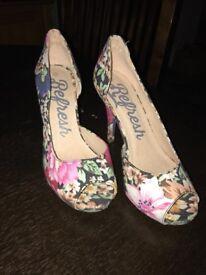 Refresh ladies high heel shoe - size 37