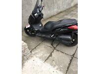 Yamaha xmax 125cc scooter