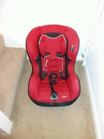 Baby car seat mathercare