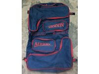 Aerborn Jacket, Boot carrier/ bag as new– with hanger and shoulder strap
