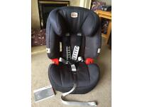 Britax Evolva 1-2-3 car seat. Excellent condition