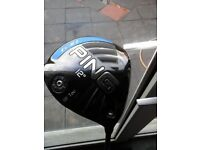 Ping G30 Driver SR, Senior Shaft, Head cover all in Excellent Condition,