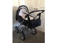 Jan stewart CHURCHILL HESBA Pram Pushchair