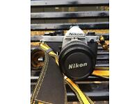 Nikon FM2 70mm SLR Film Camera