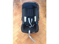 Britax baby safe infant carrier