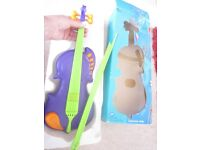 CHILDS ELECTRONIC VIOLIN - Educational - Your child can play just like you!