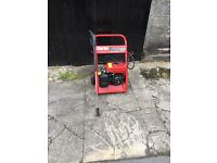 Clarke pressure washer for sale almost new