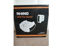 Rhino Fan Heater