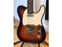1989 Fender American Standard Telecaster - Vintage Guitar - Sunburst - Ex Condition