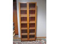 IKEA Bookshelf - £ 60.- ( 80 cm x 200 cm x 30 cm )
