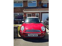 2004 RED MINI COOPER, IMMACULATE CONDITION