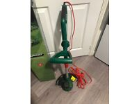 Qualcast grass trimmer 350w electric strimmer Hardly used